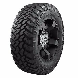 285 65r18 Nitto Trail Grappler M t Tires 205740 Set Of 4