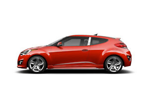 Fits 12 15 Hyundai Veloster 3pc Polished Stainless Steel Pillar Posts