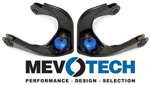Mevotech Front Upper Control Arms Pair For Camaro Fierbird 00 02