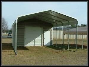 Pre fab barns steel Buildings carports garages rv Ports utility Buildings sheds