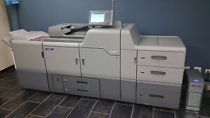 Ricoh Savin Lanier Pro C651ex Pro C651s With Finisher And Lct And Fiery E 41a