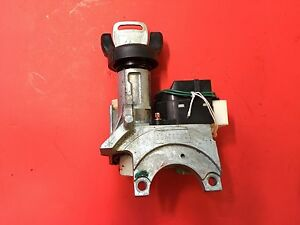 2000 2005 Cadillac Deville Ignition Lock Cylinder Switch Housing Assembly Oem
