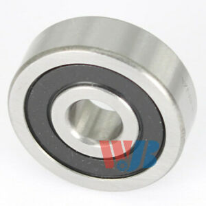 Miniature Ball Bearing 3x10x4mm Wjb 623 2rs With 2 Rubber Seals