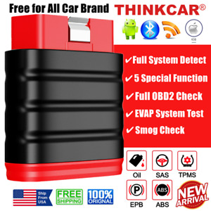 Thinkdiag Mini Car Eobd Scanner Bluetooth All System Srs Abs Dpf Diagnostic Tool