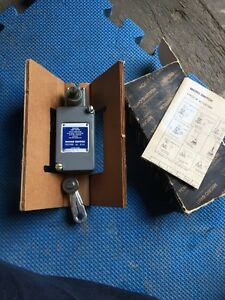 Honeywell Micro Switch 101ml1 Limit Switch Roller Lever Arm 10a 120 240 480v