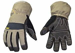 Youngstown Glove 11 3460 60 xxl Waterproof Winter Xt 200 Gram Thinsulate Waterpr