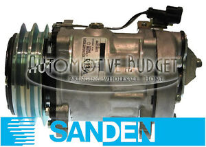 Sanden 4497 4704 A c Compressor W clutch New Oem