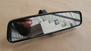 2003 2004 Mustang Cobra Svt Rear View Mirror Coupe Oem