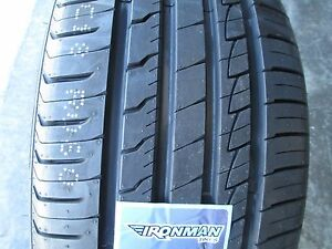 2 New 245 40zr20 Inch Ironman Imove Gen 2 A S Tires 2454020 245 40 20 R20 40r