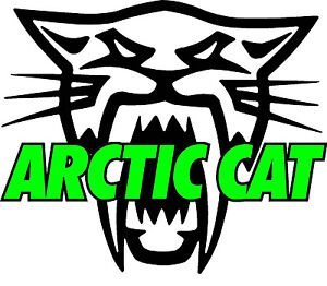 Arctic Cat Version 2 Decal 5 X 5