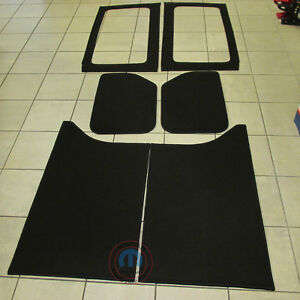 Jeep Wrangler Jk Hard Top Two Door Headliner Kit New Oem Mopar