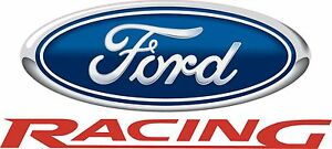 Ford Racing Decal Is 5 Free Shipping