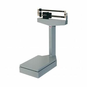 Detecto 4520 Mechanical Beam 350 Lb Bench Scale