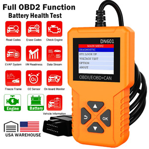 Foxwell Auto Diagnostic Obd2 Code Reader Scanner Oil Abs Airbag Srs Epb Reset