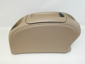 New Oem 1995 1998 Ford Windstar Van Front Center Console Box Assembly Beige