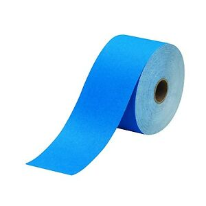 3m Stick it Blue Abrasive Sheet Roll Sandpaper 320 Grade Grit 36225 Psa Sticky