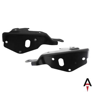 New Front Left Right Set Of 2 Lh Rh Hood Hinge For Chevrolet gmc cadillac