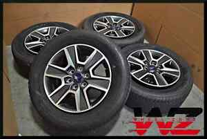 Complete Set Of Four 2015 18 Ford F150 Truck Wheels With Tires Factory Oem