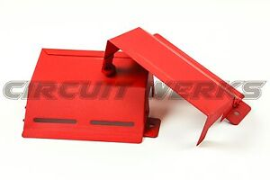 Intake Scoop Bmw Ram Air Red E90 E91 E92 E93 325i 325x 335i 330i 335d N54 N55