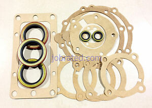 Np 201 Transfer Case Gasket Set H D Seals For Ih Truck Travelall New Product