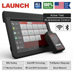2018 Launch X431 V Pro3 Obd2 Diagnostic Scanner Tool Full System Global Version