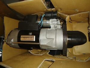 Caterpillar 362 9582 Electric Starter 3629582 For Lh C 9 Industrial Engine New