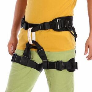 Mountaineering Climbing Safety Belt Tree Arborist Carving Harness Equipment