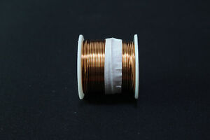 Enameled Wire 170g 0 7mm X 50m Enamelled Copper Coil Magnet Winding Wire