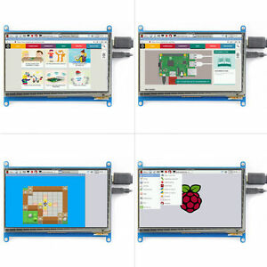 7 hdmi Lcd Screen Module For Raspberry Display Ultra Clear For Raspberry Pie Sm