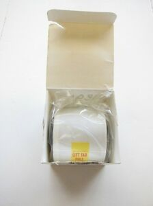 New Brady 142289 2 50 Foot Black Labeling Tape For Handimark Label Maker