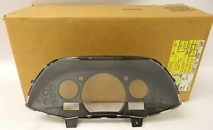 New Oem Ford Focus 2000 2003 Housing Cluster Gauges Switches Dash Intrument
