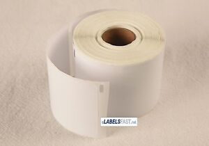 Labels 30857 Adhesive Internet Shipping 16 Rolls Dymo Compatible Multipurpose