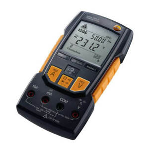 Testo 760 2 Trms Digital Multimeter Auto Range Detection