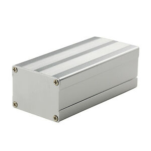 10pcs Aluminum Electronic Project Box Enclosure Case 4 33 2 01 1 50 l w h