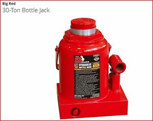 Bottle Jack Construction Automotive 30 ton Heavy Duty Hydraulic Lift Industrial