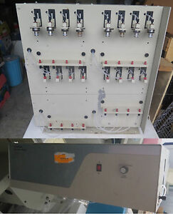 Combiflash Sq 16 Column Module Assembly Pump Detector By Isco W manual