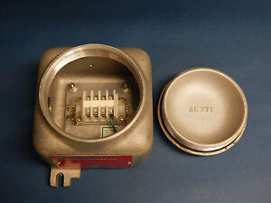 Akron Electric Xjats1 n1 Explosion Proof Junction Box Type 4x 1 inch Npt