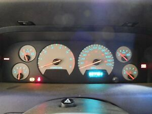 Speedometer 2001 Jeep Grand Cherokee Limited With 37781 Miles