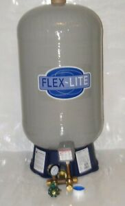 Fl 7 Flexcon 22 Gal Brass Tee Kit Flex lite Water Well Pressure Tank Wm6 Wx202