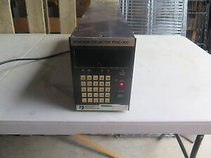 Pharmacia lkb Frac 300 Fraction Collector Controller
