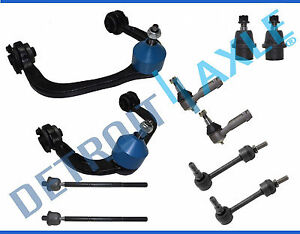 Brand New 10pc Complete Front Suspension Kit 2005 Ford F 150 Truck 4x4 Only