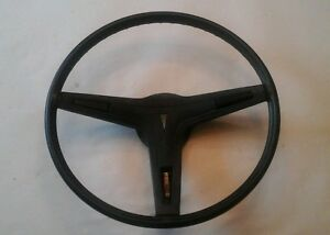 1968 1972 Pontiac Firebird Gto Lemans Steering Wheel Original Gm