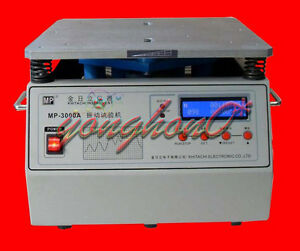 1pcs New Vertical Vibration Tester Testing Machine Mp 3000a