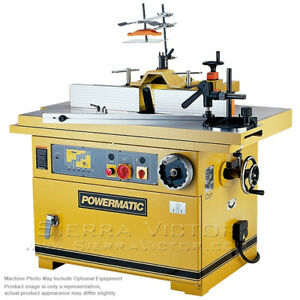Powermatic Ts29 Shaper 1791284