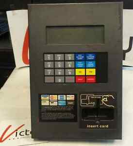 Dresser Wayne Tokheim Dpt Printer Credit Card Screen Dispenser Control