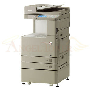 Canon Imagerunner Advance Mfp C2225 Color Copier Printer Scanner 25 Ppm