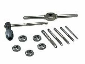 Irwin Tools Machine Screw With Fractional Tap And Die Set 12 piece 2