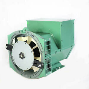 Generator Alternator Head Cgg184j 40kw 1phase Sae 4 8 120 240 Volts Industrial
