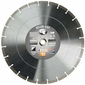 Diamond Products 22856 10 inch Deluxe Cut High Speed Diamond Blade