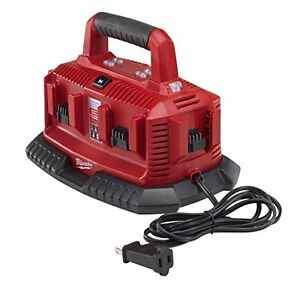 Milwaukee 48 59 1806 M18 Sequential Charger